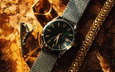 Essential Jewellery Pieces Every Man Should Have